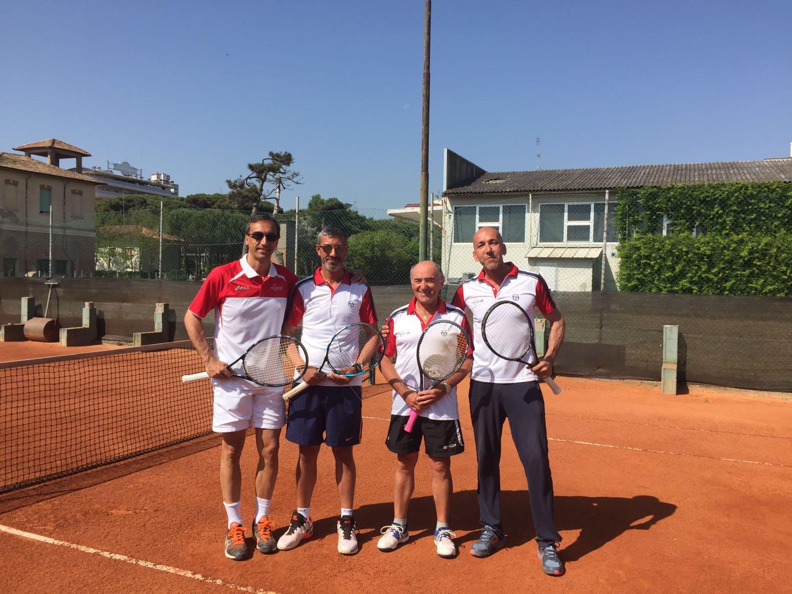 Torneo di Tennis cooperativo